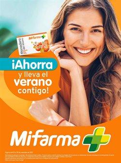 Ofertas de Salud y Farmacias en el catálogo de Mifarma en Huacho ( 6 días más )