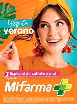 Ofertas de Salud y Farmacias en el catálogo de Mifarma en Arequipa ( 4 días más )