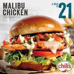Catálogo Chilis ( 10 días más)