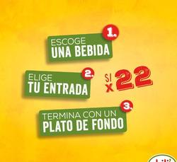Ofertas de Chilis  en el folleto de Lima