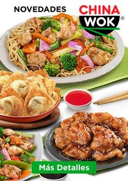 Catálogo China Wok ( Publicado hoy)
