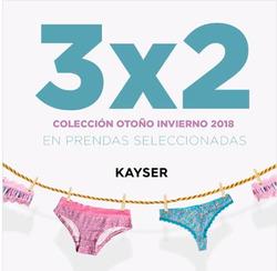 Ofertas de Kayser  en el folleto de Lima