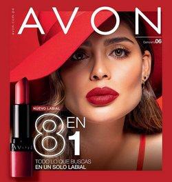 Catálogo Avon ( 6 días más)
