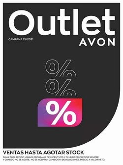 Catálogo Avon ( 17 días más)
