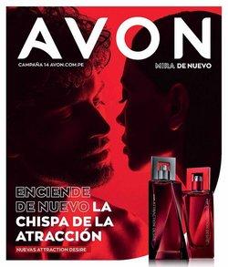 Ofertas de Perfumerías y belleza en el catálogo de Avon ( Publicado ayer)