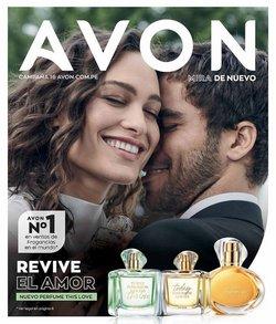 Ofertas de Perfumerías y belleza en el catálogo de Avon ( 3 días más)