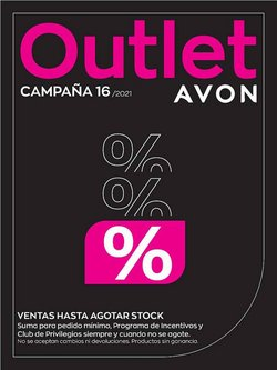 Ofertas de Avon en el catálogo de Avon ( 24 días más)