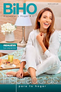 Ofertas de Avon  en el folleto de Lima
