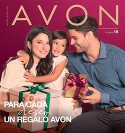 Ofertas de Perfumerías y belleza en el catálogo de Avon en Lima ( Más de un mes )