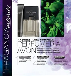 Ofertas de Perfumes en Avon