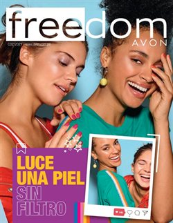 Ofertas de Perfumerías y belleza en el catálogo de Avon en Arequipa ( Más de un mes )