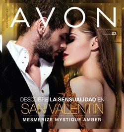 Catálogo Avon ( 3 días publicado )