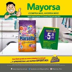 Ofertas de Supermercados en el catálogo de Mayorsa ( Publicado hoy)
