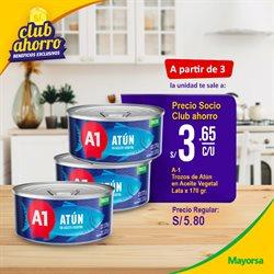 Ofertas de Supermercados en el catálogo de Mayorsa en Huánuco ( 6 días más )