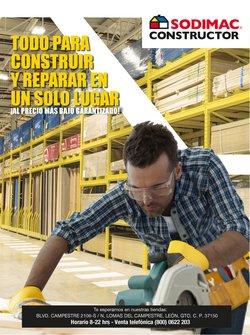 Ofertas de Ferretería y Construcción en el catálogo de Sodimac Constructor ( 3 días más)