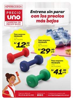 Catálogo Hiperbodega Precio Uno ( 9 días más)
