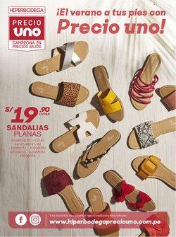 Catálogo Hiperbodega Precio Uno en Lima ( 3 días más )