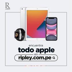 Ofertas de Ripley en el catálogo de Ripley ( Vence hoy)