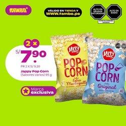 Ofertas de Supermercados en el catálogo de Tambo ( 12 días más)