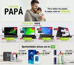 Ofertas de Tiendas por departamento en el catálogo de Saga Falabella ( 3 días más)