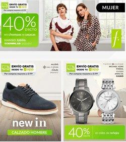 Ofertas de Tiendas por departamento en el catálogo de Saga Falabella ( 2 días más)