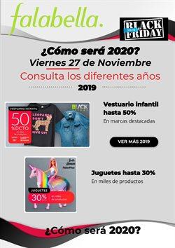 Ofertas de Tiendas por departamento en el catálogo de Saga Falabella en Huánuco ( Caducado )
