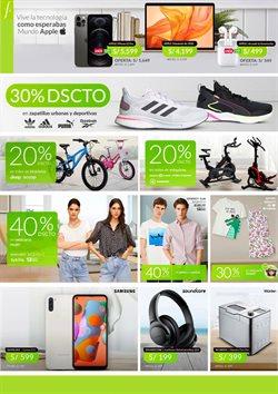 Ofertas de Ropa, zapatos y complementos en el catálogo de Saga Falabella en Huánuco ( 14 días más )