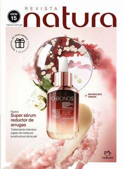 Ofertas de Perfumerías y belleza en el catálogo de Natura ( 14 días más)