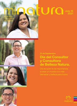 Ofertas de Natura en el catálogo de Natura ( 14 días más)