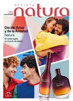 Ofertas de Perfumerías y belleza en el catálogo de Natura en Arequipa ( Más de un mes )