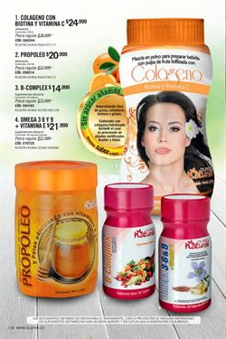 Ofertas de Vitaminas  en el folleto de Dupree en Lima