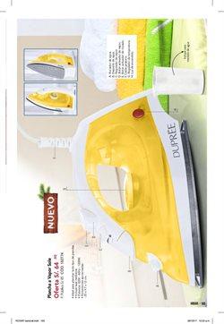 Ofertas de Plancha de pelo  en el folleto de Dupree en Lima