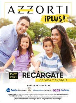 Ofertas de Ropa, zapatos y complementos en el catálogo de Dupree en Huánuco ( Más de un mes )