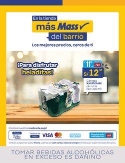 Catálogo Mass ( Vencido)