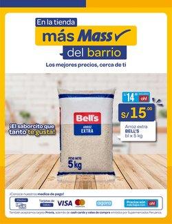 Ofertas de Supermercados en el catálogo de Mass ( 3 días más)