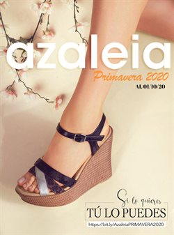 Ofertas de Ropa, zapatos y complementos en el catálogo de Azaleia en Ayacucho ( 4 días más )