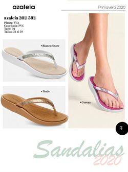 Ofertas de Sandalias en Azaleia