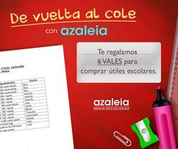 Ofertas de Azaleia  en el folleto de Piura