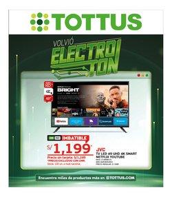 Catálogo Tottus ( Vence hoy)