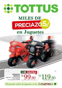 Catálogo Tottus en Chiclayo ( 2 días más )