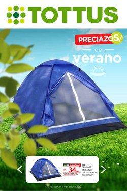 Ofertas de Supermercados en el catálogo de Tottus en Lima ( Caduca hoy )