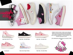 Ofertas de Hello Kitty  en el folleto de Converse en Piura