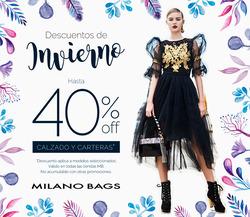 Ofertas de Milano Bags  en el folleto de Lima