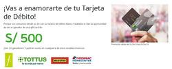 Ofertas de Banco Falabella  en el folleto de Lima