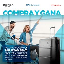 Ofertas de BBVA  en el folleto de Lima