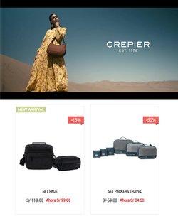 Catálogo Crepier ( Vence hoy)