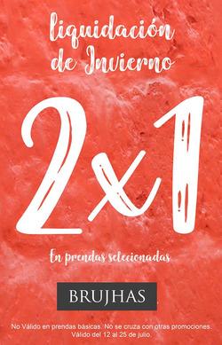 Ofertas de Brujhas  en el folleto de Lima