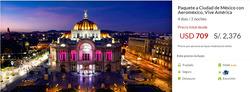 Ofertas de Viajes Falabella  en el folleto de Lima