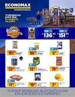 Catálogo Economax ( 4 días más )