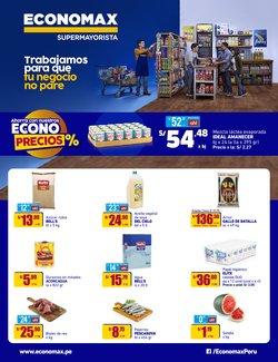 Ofertas de Supermercados en el catálogo de Economax en Arequipa ( Publicado hoy )